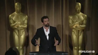 Hugh Jackman at Oscars Luncheon