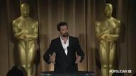 Hugh Jackman at Oscars Luncheon