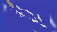 Tsunami damage reported in Solomon Islands
