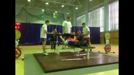 IBSA and IPC Powerlifting