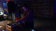 Viktor Carrillo and CEE GEE live on Telesthesia:SSC KUCI 88.9FM 02/23/2013