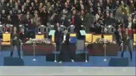 'Gangnam Style' at South Korean Inauguration