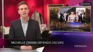 Michelle Obama addresses Oscar critics