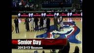 WBB vs. Clayton State/ Senior Day