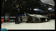 Geneva Motor Show 2013: Lamborghini