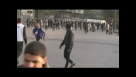 Heavy Clashes Continue Between Demonstrators And Egyptian Police