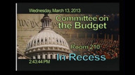 USHR19 Committee on the Budget