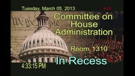 USHR21 Committee on House Administration
