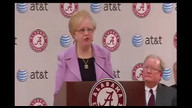 University of Alabama's New Athletic Director: Bill Battle Introduced