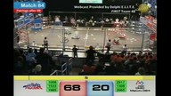 2013 FIRST Queen City Regional - Qualification Match 84