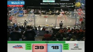 2013 FIRST Queen City Regional - Qualification Match 85