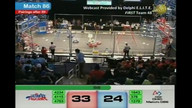 2013 FIRST Queen City Regional - Qualification Match 87