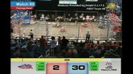 2013 FIRST Queen City Regional - Qualification Match 89