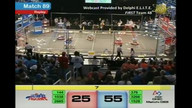 2013 FIRST Queen City Regional - Qualification Match 89 - Replay