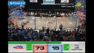 2013 FIRST Queen City Regional - Quarter Final 2-2
