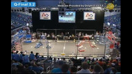 2013 FIRST Queen City Regional - Quarter Final 3-2