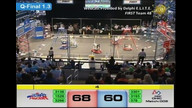 2013 FIRST Queen City Regional - Quarter Final 1-3