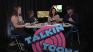 Talkin&#039; Toons Live 4/3/13 Guests: Vanessa Ragland, Matt Taylor, Abby Collins