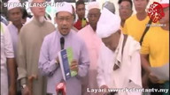 Majlis Perasmian Buku Judi ataupun Royalti: Hadiah PRU13 utk Rakyat Kelantan 05 Apri 2013