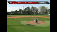 UNCP Baseball vs. Francis Marion (04/07/13) (Game 3) (Part 2)