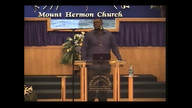 "Mount Hermon Ministries Bible Study ""Significance of the Scar"" Min. Roosevelt Stewart 4-10-13"