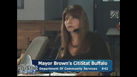 CitiStat Buffalo - Community Services 4/12/13