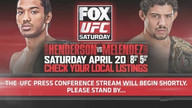 UFC on Fox 7 Post Fight Press Conference