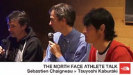 THE NORTH FACE ATHLETE TALK