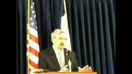 Gov. Branstad news conference