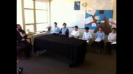 Siyum Sefer Bereishis grade 5 5773 recorded live on 4/22/13 at 12:21 PM PDT