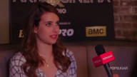 Emma Roberts Talks Growing Up and Meeting the &quot;Amazing&quot; Jennifer Aniston