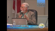 4-23-13 City Council Meeting 6:30PM part 2