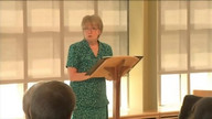 A Service for Earth Day  Led by Prof. Beth Nordbeck