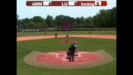 Baseball vs. Lander, 4/27 (Game One)