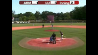 Baseball vs. Lander, 4/27 (Game Two)