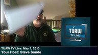 TUAW TV Live for May 1, 2013