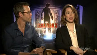 "Guy Pearce and Rebecca Hall Reflect on Being Part of the ""Enormity"" of Iron Man 3"