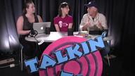 Talkin' Toons Live! Guest - Lara Jill Miller