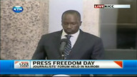 World Press Freedom Day KICC