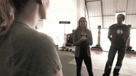 I&#039;m a Huge Fan: Gwyneth Paltrow -Stunt Training at RDJ&#039;s Studio and Stella McCartney Time!