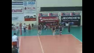 Helviarecina Volley 25   Fabriano  19 - 2  Set