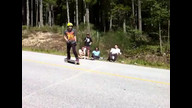 PowTown Slide Jam best trick/trophy/prize giveaway