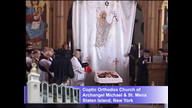 Fr. Wissa Bessada&#039;s Funeral Liturgy and Burial 2