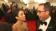 "Jerry and Jessica Seinfeld Bicker About His ""Punk"" White Sneaker Fashion Statement"