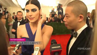 Jessica Par and Jason Wu Chat About Punk Inspiration and &quot;Lame&quot; Tattoos at Met Gala
