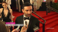 "Givenchy's Riccardo Tisci on Dressing Strong Women and Being ""in Love"" With Rooney"