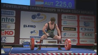 EPF 7th  11st May 2013 European Open Powerlifting