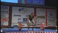 Men 74kg - Deadlift