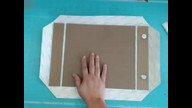 Photo Frame Keepsake Box- Making the Lid