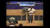 "Mount Hermon Ministries Bible Study ""What Jesus taught about Blessedness; The PeaceMakers"" 5-8-13"
